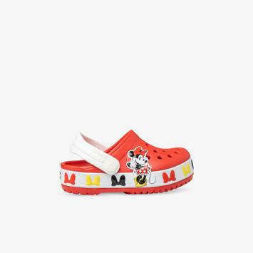 Fun Lab Minnie Band Clog Kids