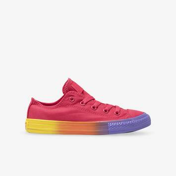 Chuck Taylor All Star Rainbow Ice Low Top Strawberry Jam