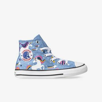 Chuck Taylor All Star Unicorns Junior High Top