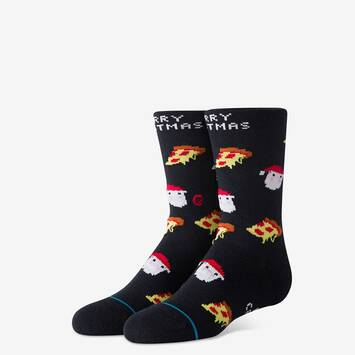 Merry Crustmas Socks