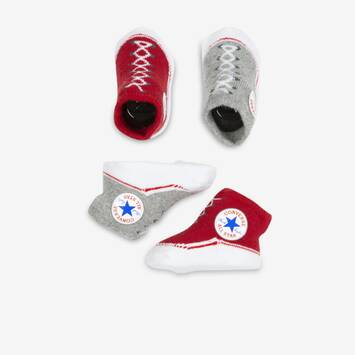 Newborn Chuck Taylor Booties 2 Pack