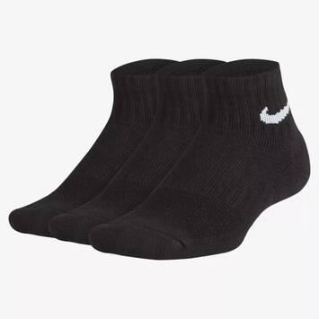 Performance Cushioned Quarter Socks