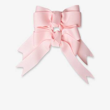 Bow Hair Tie: 2 Pack