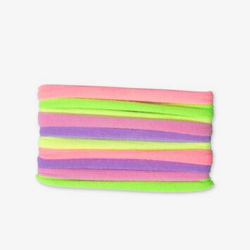 Soft Hair Ties: 10 Pack