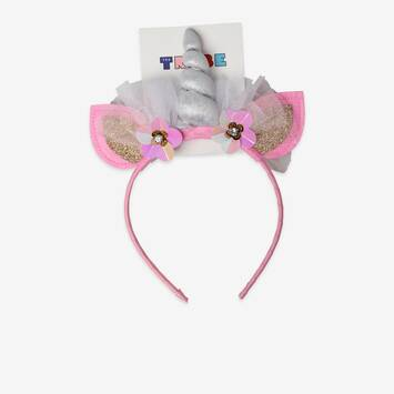 Unicorn Headband Pink