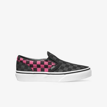 CLASSIC SLIP-ONS CHECKERBOARD