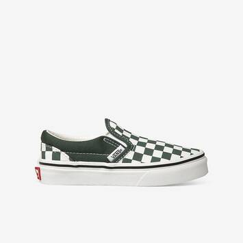 Checkerboard Classic Slip On