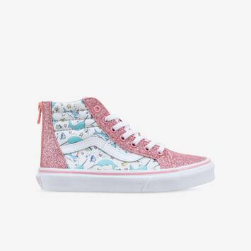 Shark Party Sk8-Hi Zip