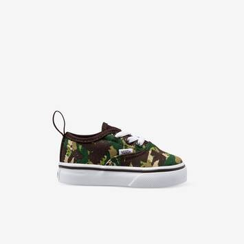 Animal Camo Authentic Elastic Lace