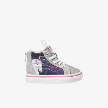 SK8-HI ZIP UP DIGI UNICORN